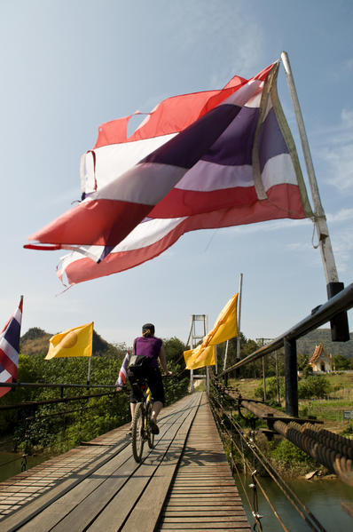 An increasingly popular area to explore by bicycle is Southeast Asia. Virtual Tourist members have recommended Cambodia, Vietnam, Laos, and Thailand as all great destinations to discover by bike. In Vietnam, Visitors can take Route 1 from the capital city of Hanoi to Ho Chi Minh City (formerly Saigon), traveling along the coast and exploring smaller, scenic villages along the way. Another suggested ideal spot is Bangkok and its UNESCO neighbor, Ayutthaya. Members suggest taking a train from Bangkok to Ayutthaya, the former Thai capital, and then renting a bike upon arrival so riders can explore at their own pace. In addition to the ancient temples and ruins, the Summer Palace is also located here, as well as some notable local markets.