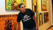 When Calexico resident and lifelong artist Sergio Gaytan said he thinks of muralists, the three Mexican greats of the early 20th century spring to mind — Diego Rivera, Alfaro Siqueiros and Jose Clemente Orozco.
