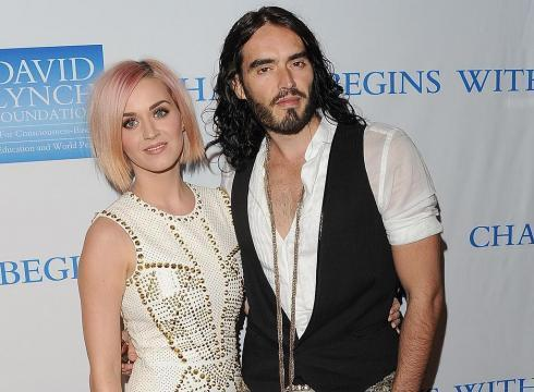 See Ya! Russell Brand Unfollows Soon-to-Be Ex-Wife Katy Perry on Twitter