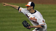Orioles option Stu Pomeranz to Triple-A Norfolk, designate Matt Antonelli for assignment