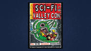 The Sci-Fi in the Valley Con — after a venue move from Johnstown to Ebensburg's North Central Recreation Center — will start on Friday with a nearly full house of games, guests and vendors.