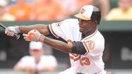 Orioles outfielder Xavier Avery makes major league debut