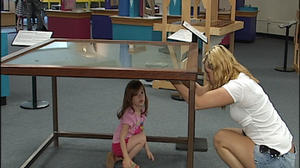 Museum In Roanoke County Gives Moms A Treat