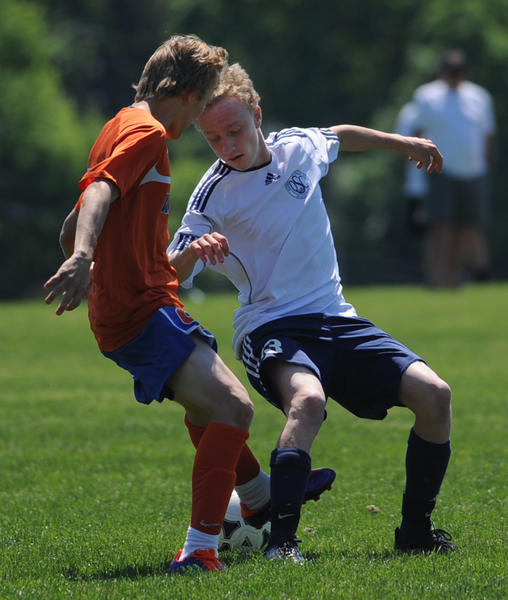 The third annual Eastern Pennsylvania Presidents Cup competition draws hundreds of young soccer players together for a day of intense soccer action at Lehigh County Fields in Allentown.
