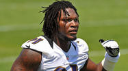 Ravens' Upshaw makes good first impression