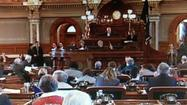 Kansas lawmakers go into extra innings