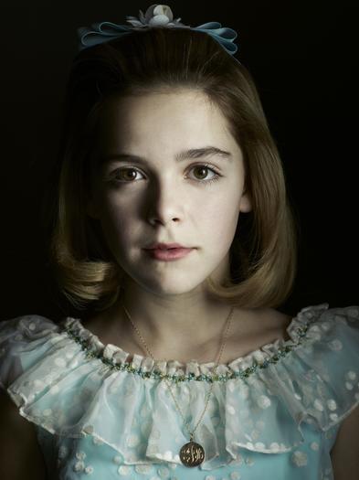 Sally Draper (Kiernan Shipka)