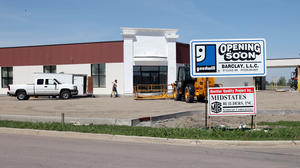 Goodwill on schedule for June opening