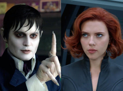 The Avengers Assembles $1 Billion at Box Office, Overshadows Johnny Depp's Dark Shadows
