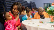 Pictures: Mother-Daughter Brunch