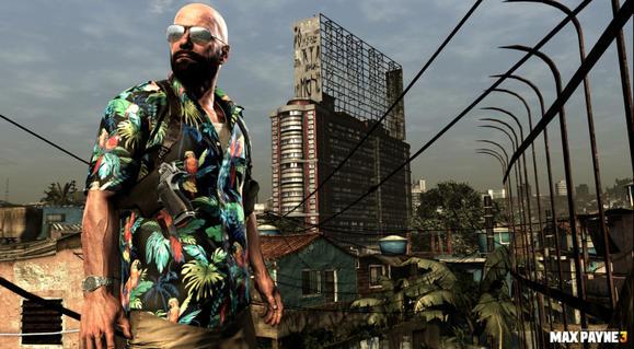 'Max Payne 3'