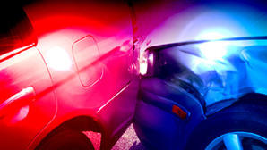 Driver arrested after crash in Danville