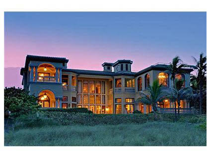 2445 S Ocean Blvd Highland Beach, FL 33487; Beds: 7; Baths: 16; House Size:15,072 Sq Ft Year Built: 1999