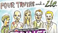 Orlando Fringe review: '4 Truths and a Lie'