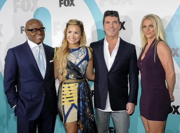 Britney Spears joining Fox's 'The X Factor'