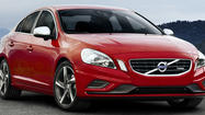 Midsize Luxury Sedan: Volvo S60