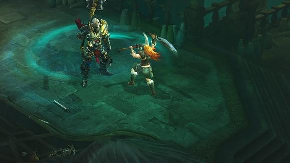 """Diablo III' screenshot"