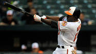 Looking back at Orioles rookie Xavier Avery's big night