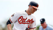 Orioles notebook: No significant progress with Reimold's injury