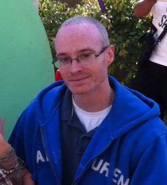 Stephen Ivens, 35, was last seen Thursday night at his home on the 1700 Block of Scott Road in Burbank.