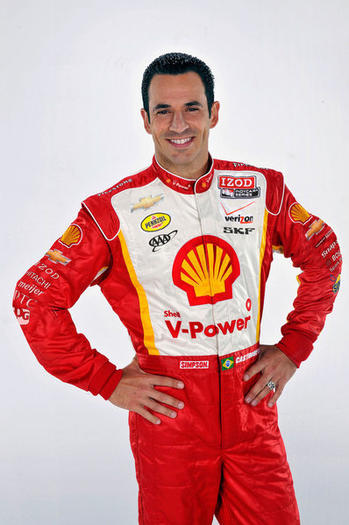 Racecar driver Helio Castroneves picks Japan as one of his favorite countries to visit.