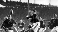1941: Bears vs. Packers in the playoffs