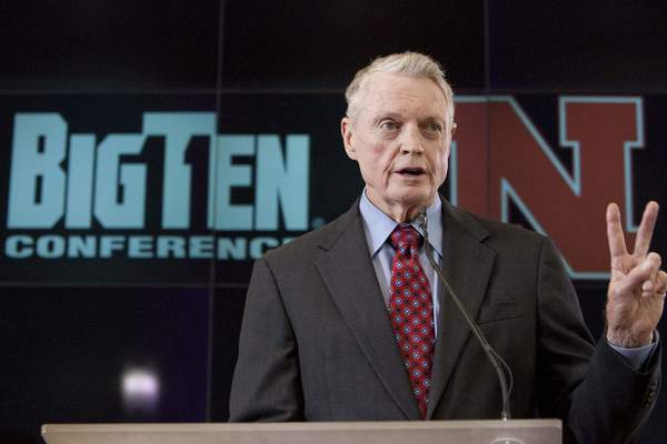 "Nebraska athletic director Tom Osborne says, ""The bowls have been good to us."""