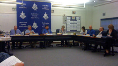 The Windber school board passed a $15.2 million preliminary budget Tuesday including a maximum tax hike.