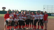 Maize softball captures 6A regional title