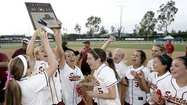 Things don't look too much different for the La Cañada High softball team as it begins its bid to repeat as the CIF Southern Section Division V champions today.