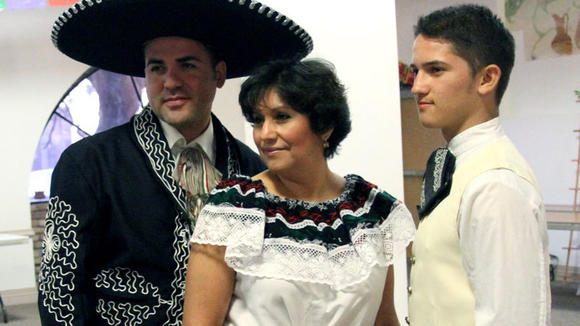Mariachi Idol Contestants