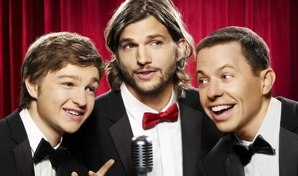 Angus T. Jones, Ashton Kutcher and Jon Cryer are moving to Thursday nights in Fall 2012.