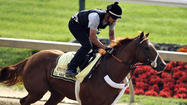 I'll Have Another running well as Preakness nears