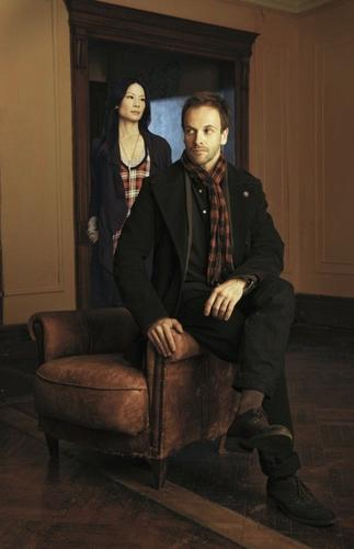 "<b>Who's in it?</b> Lucy Liu as Watson, Jonny Lee Miller as Sherlock (both pictured. Also stars Aidan Quinn. <br><b>What it's about:</b> Another modern-day take on the Sherlock Holmes stories of Sir Arthur Conan Doyle. This time Sherlock and his female partner, Watson, cracks cases the NYPD can't solve.  <br><b>How long before I bail?</b> I can't see this topping PBS' ""Sherlock,"" but hey, I enjoy a good mystery and these actors. I'll give it 10 episodes. Rob Doherty (""Medium"") wrote the script and will exec produce with Michael Cuesta (""Homeland""), Sarah Timberman and Carl Beverly."