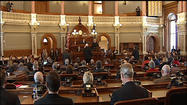 Wednesday Kansas lawmakers entered the fifth extra day of what was supposed to be a 90 day session.