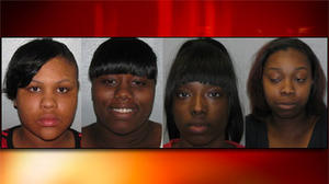 Five Teen Suspects Facing Felony Charges for Mall Shoplifting Spree
