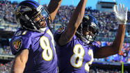 The Ravens may lack experience at the wide receiver position, but they certainly don't lack depth. How much quality exists within that depth remains to be seen.