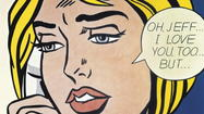 'Roy Lichtenstein: A Retrospective' at Art Institute of Chicago