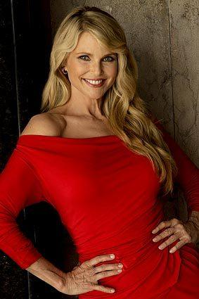 Celebrity portraits by The Times: Supermodel Christie Brinkley makes her L.A. stage debut, reprising her Broadway turn as Roxie Hart in Chicago: The Musical, at the Pantages Theatre in Hollywood.