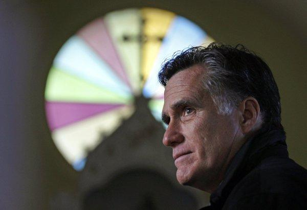 A survey suggests that Mitt Romney's Mormon faith may not hurt him among evangelical Christian voters.