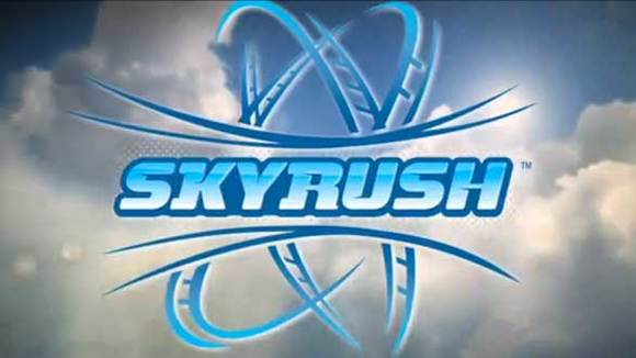 Skyrush roller coaster coming to Hersheypark in 2012.