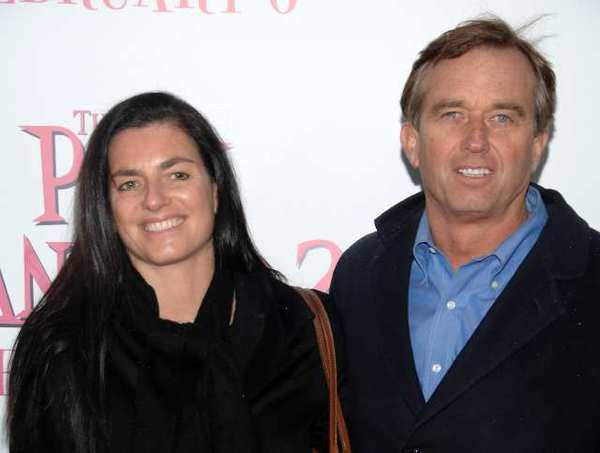Mary Richardson Kennedy and Robert F. Kennedy Jr. in 2009. She was found dead Wednesday in Bedford, N.Y., according to a family attorney.