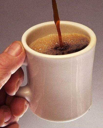 Is coffee saving your life?