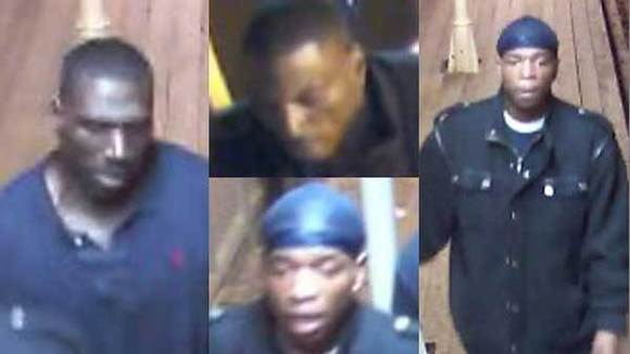 CTA attack suspects