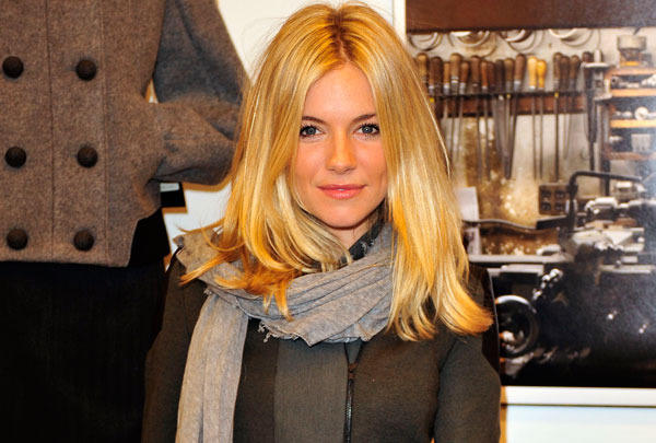 "Where you've seen her: On movie screens (most recently in ""G.I. Joe: The Rise of Cobra"") and in tabloid shots<br> Why we love her: She's unafraid of fashion risks, she seems nearly unflappable, and... well, she looks like Sienna Miller!"