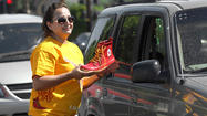 GALLERY: Ronald McDonald House Charities Red Shoe Day