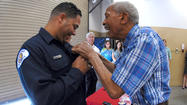 GALLERY: El Centro Fire Department Firefighters Promoted