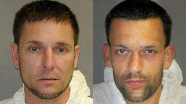 Dennis W. Dyer, left, and Matthew Blizzard.