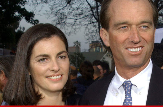 Robert Kennedy Jr.'s Wife, Mary, Found Dead