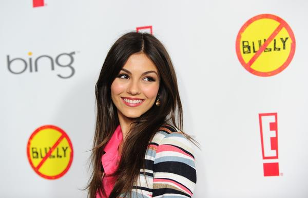 Actress Victoria Justice will perform at the Maryland State Fair this year.